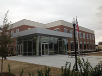 Greenville Bankruptcy Court Building
